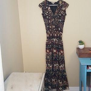 Boston Proper maxi dress